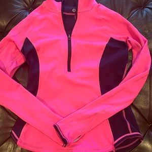 Lululemon Athletica Pullover Jacket reversible 6
